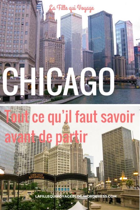 Chicago - infos utiles