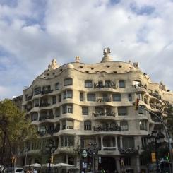 Barcelone - Pedrera