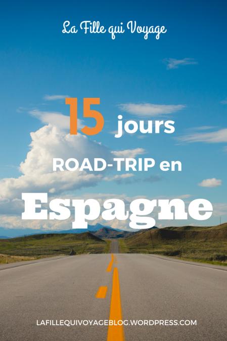Road-trip en Espagne (1)