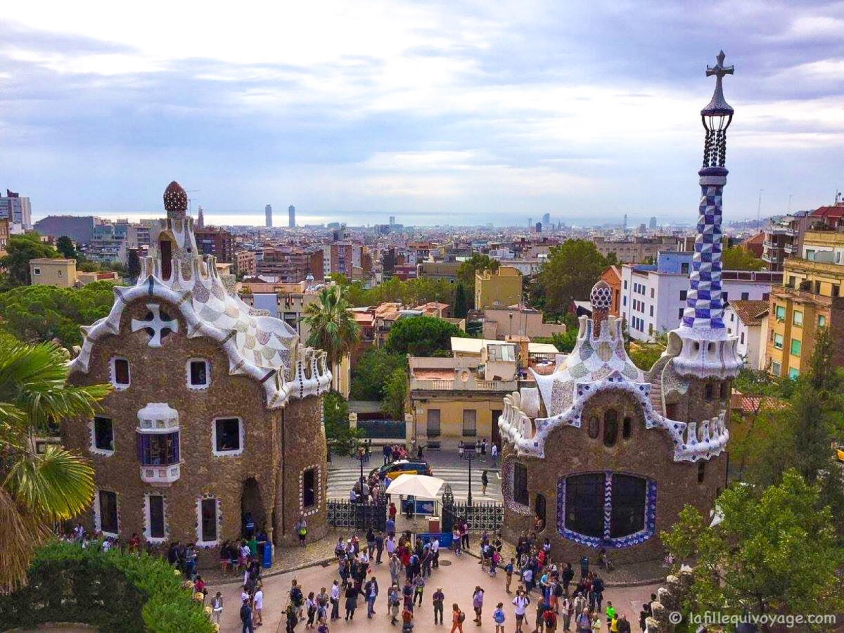 36 heures à Barcelone / 36 hours in Barcelona