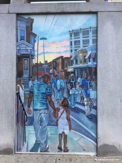 Unifying the neiborhoods and cultures of Philadelphia