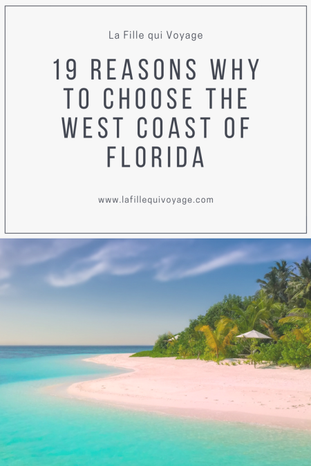 19 reasons west coast Florida