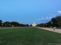 Washington Mall et le Capitole