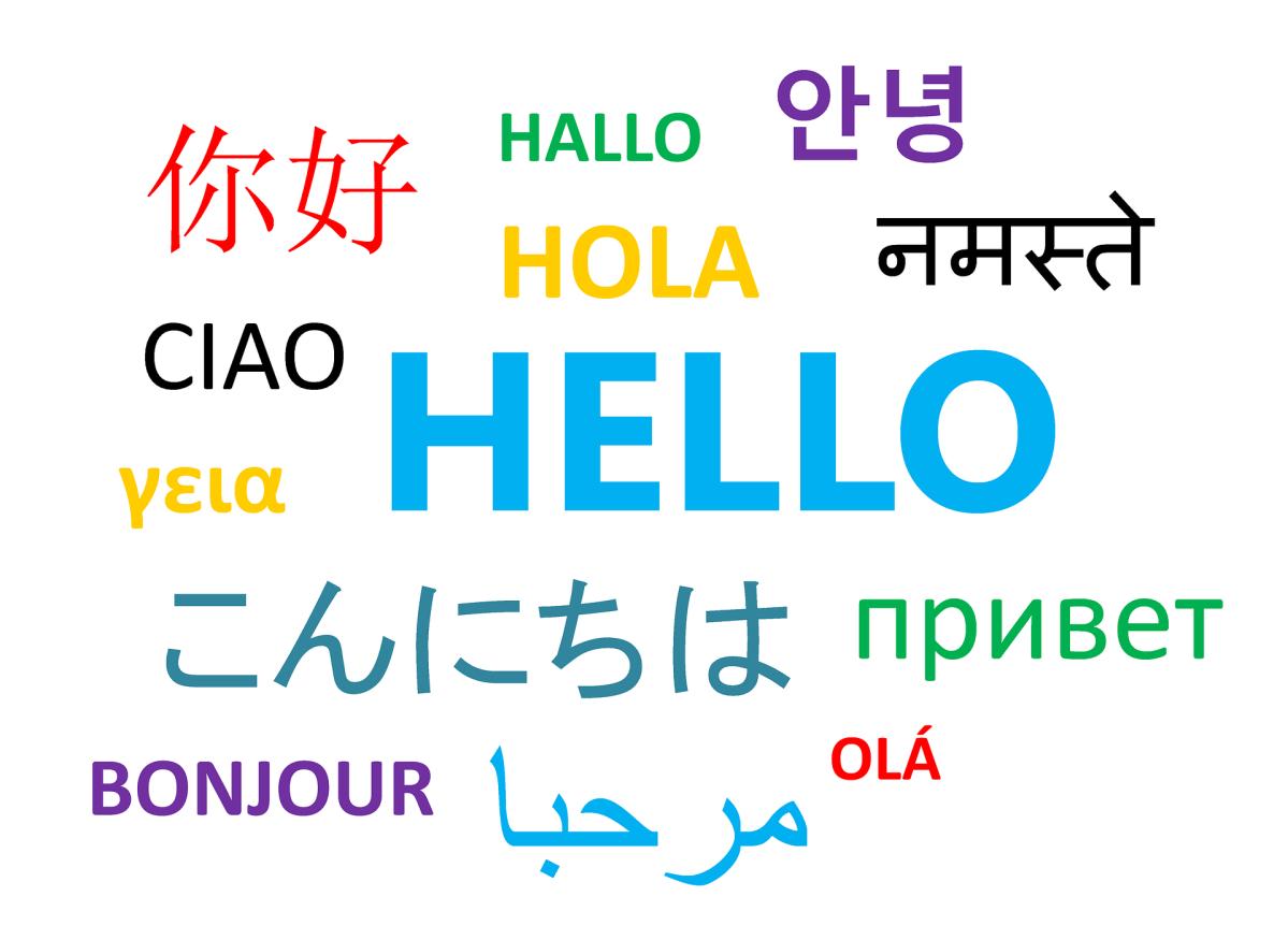 La barrière de la langue en voyage
