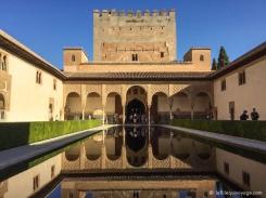 Alhambra à Grenade / Alhambra in Granada