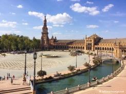 Plaza de España (Séville)