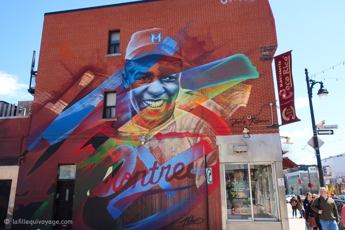 Street Art à Montréal / Street Art in Montréal