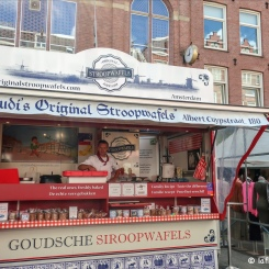 Rudi's Original Stroopwafels au Albert Cuypmarkt