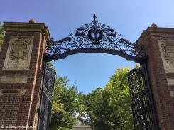 Université Harvard : Johnston Gate